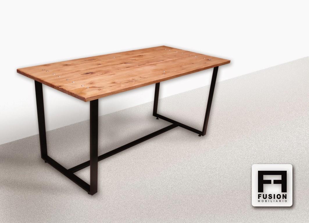 Mesa Comedor / Escritorio   FUSION mobiliario