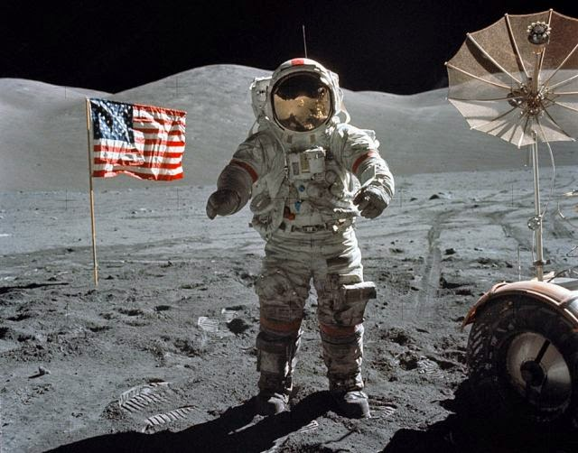 Did Neil Armstrong Land On Moon?