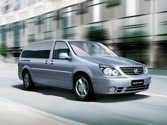 ビュイック・GL8 | Buick GL8 China (2000-現行モデル)