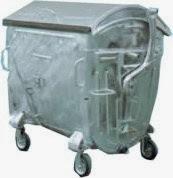 Cassonetto rifiuti