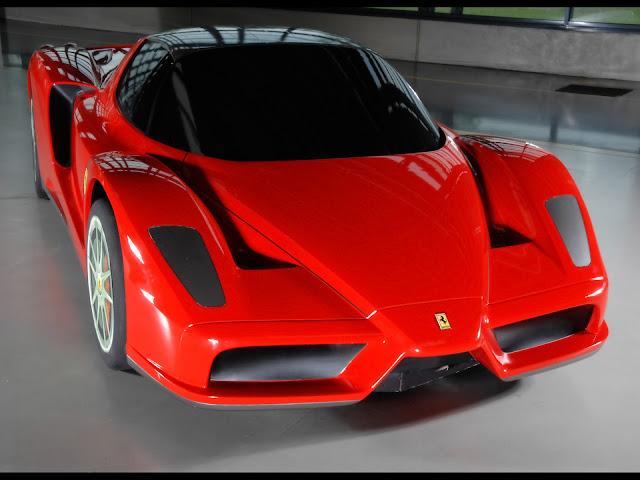 Foto Mobil Konsep Ferrari Millechili 02
