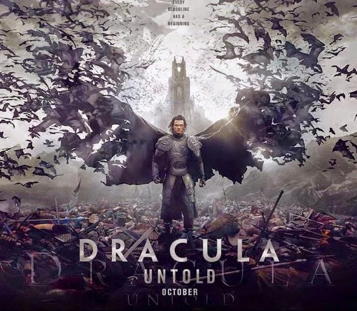 فيلم الأكشن والفانتازيا المنتظر Dracula Untold 2014 + Torrent
