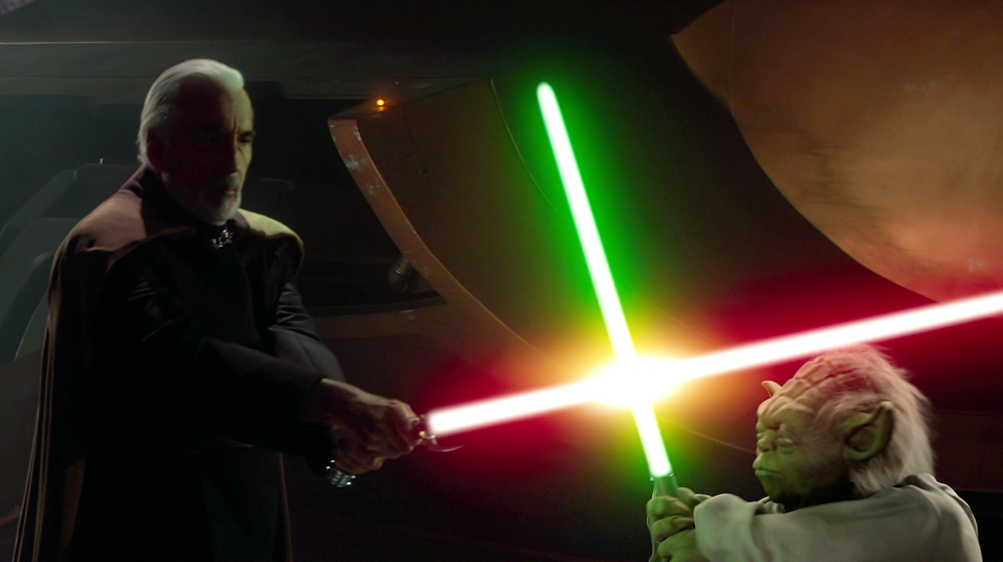 Conde dooku vs yoda latino dating 8