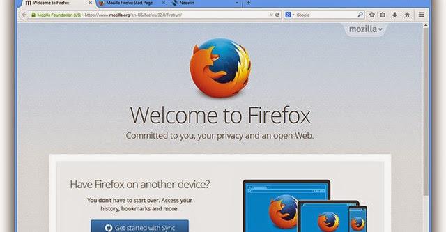 Firefox 33 và những tính năng mới