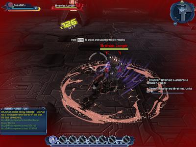 DC Universe Online - Brainiac Lunger