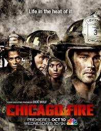 Chicago Fire Temporada 3 audio español