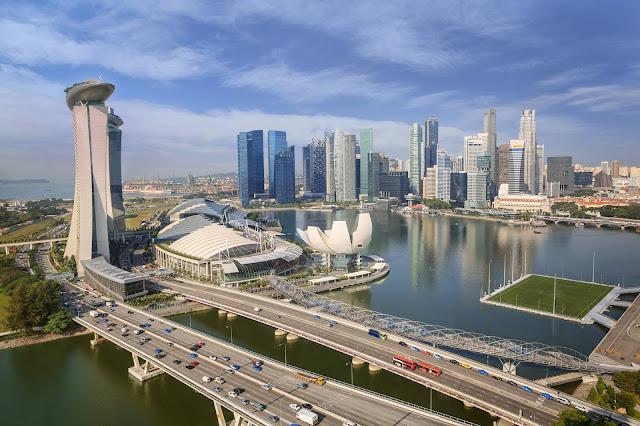 Quốc đảo xinh đẹp Singapore