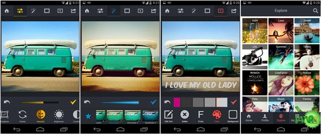 BeFunky Photo Editor Pro android apk