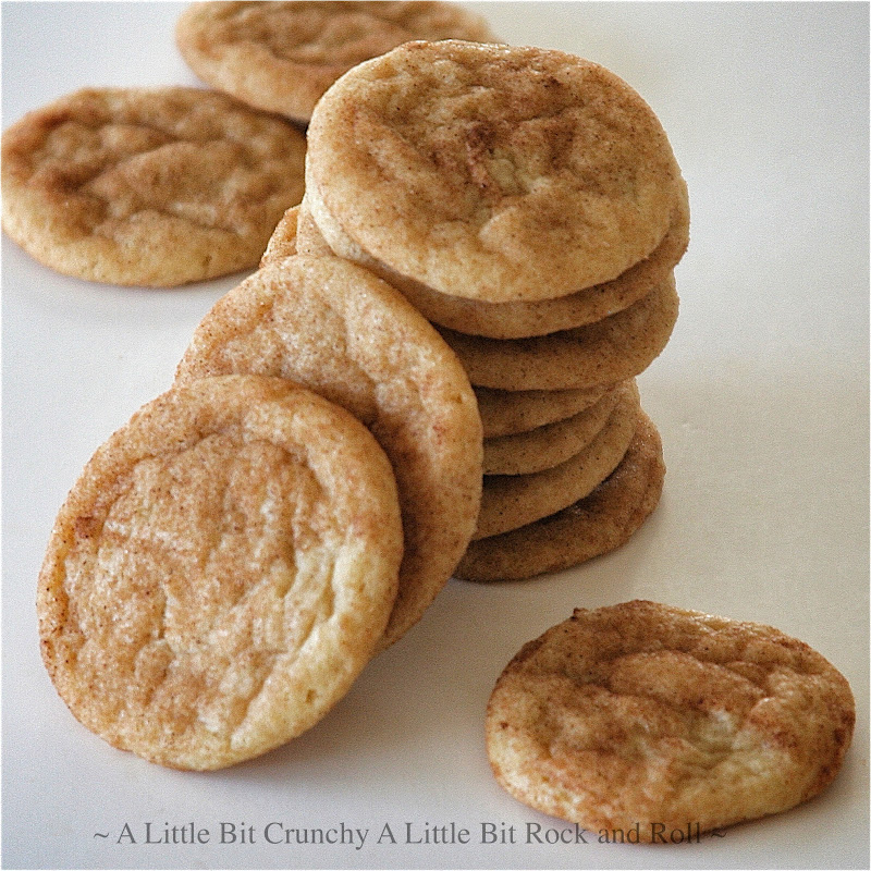 ... Little Bit Rock and Roll: The Best Snickerdoodle Cookies... Ever