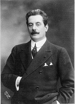 Maestro Giacomo Puccini