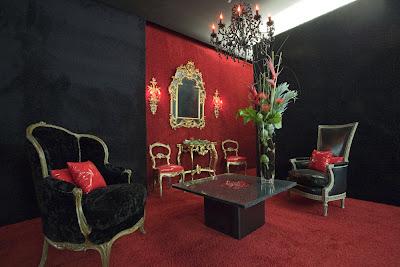 Decoracion actual de moda decoraci n con el color rojo for Decoracion en rojo y blanco