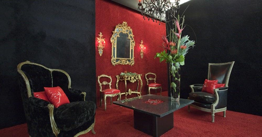 Decoracion actual de moda decoraci n con el color rojo for Decoracion actual