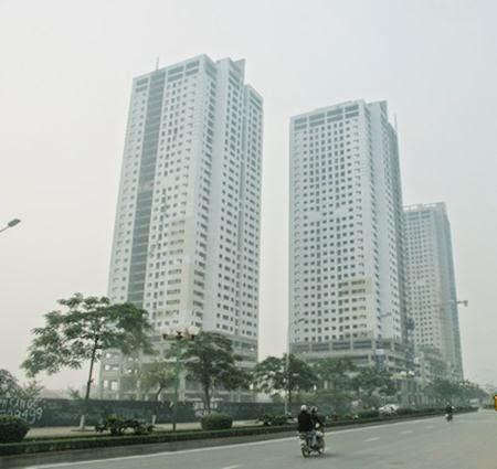 Tiến độ thi công chung cư HP Landmark Tower