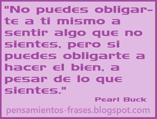 frases de Pearl Buck