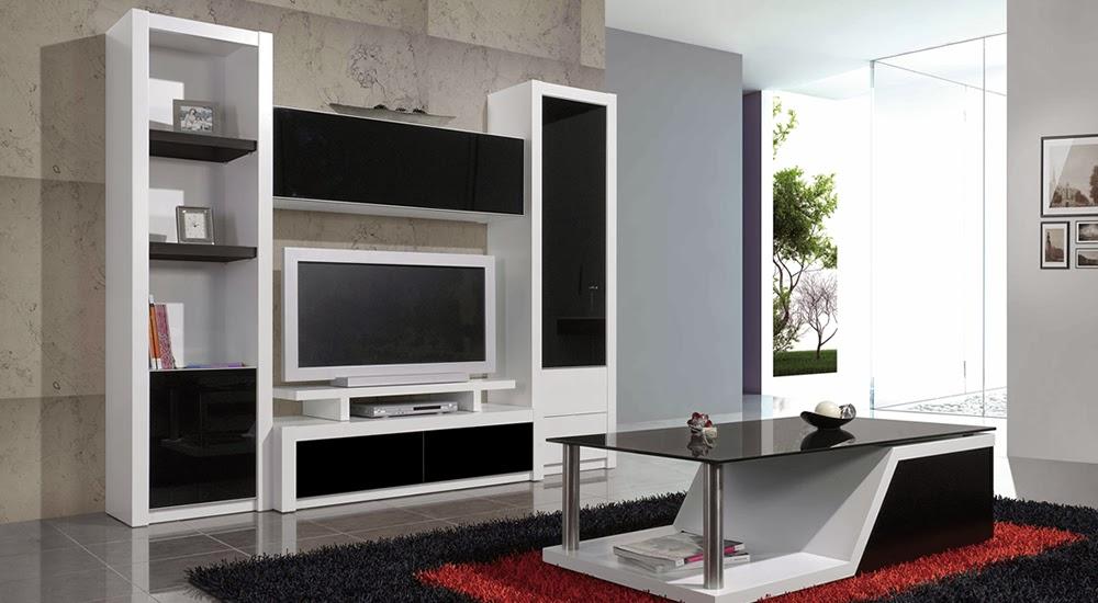 Celeiro do m vel estantes tv modernas e simples for Estantes modernos