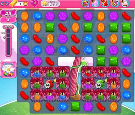 Candy Crush Saga 983