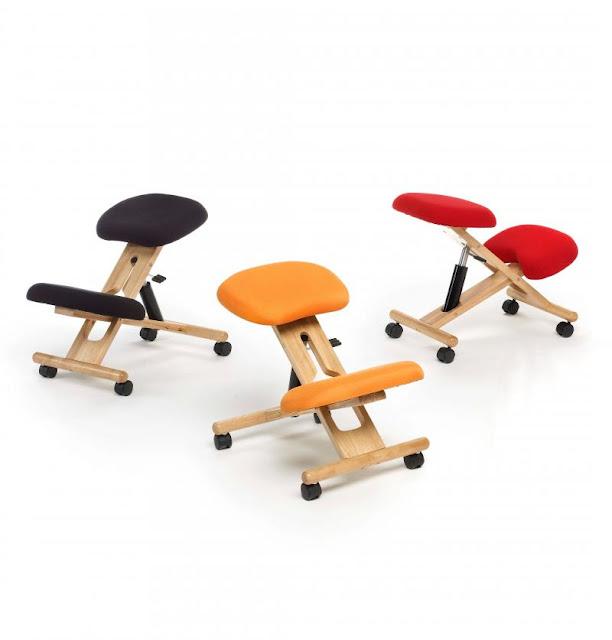 Sillas ergonomicas sillas y escritorios for Sillas cajeras ergonomicas