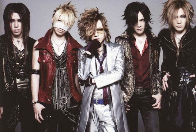 The GazettE photos