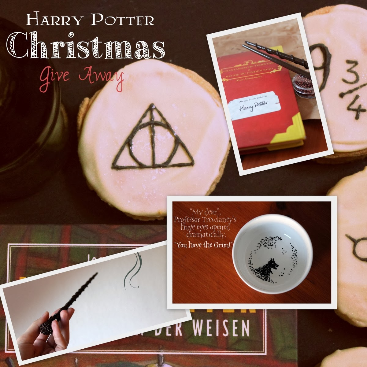 Harry Potter Christmas Give Away