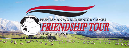 HUNTSMAN WORLD SENIOR GAMES