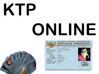 KTP Online - Cara Membuat KTP Indonesia Online Dengan Cepat