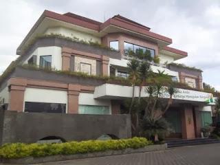 Kantor Pusat PT. Natural Nusantara (NASA) Yogyakarta