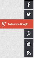 Cara Membuat Floating Social Media di Sisi Blog