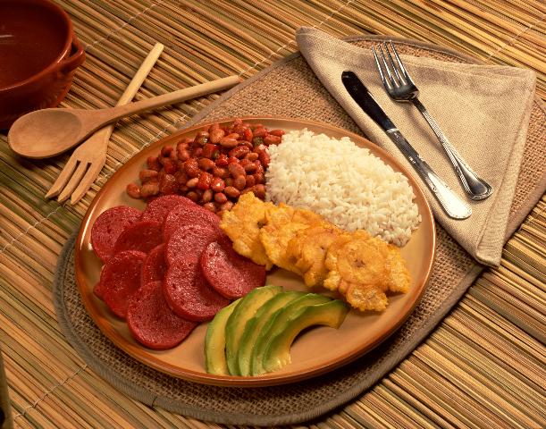 Turismord cultura for Cocina dominicana