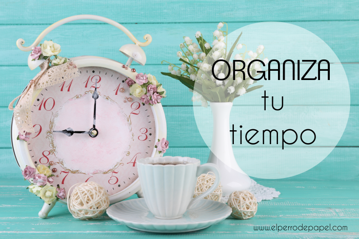 Organiza tu Tiempo: Agenda + Planning