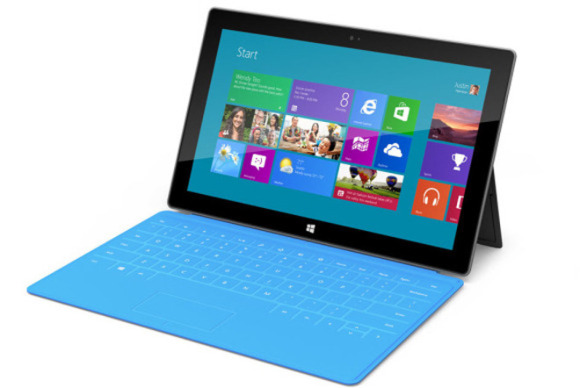 Microsoft Surface (RT): Pics Specs Prices and defects