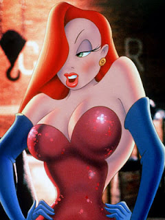Jessica Rabbit, Hollywood Costume Exhibition V & A Museum