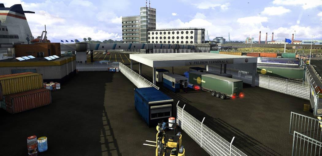 euro truck simulator 2 full version  for pc