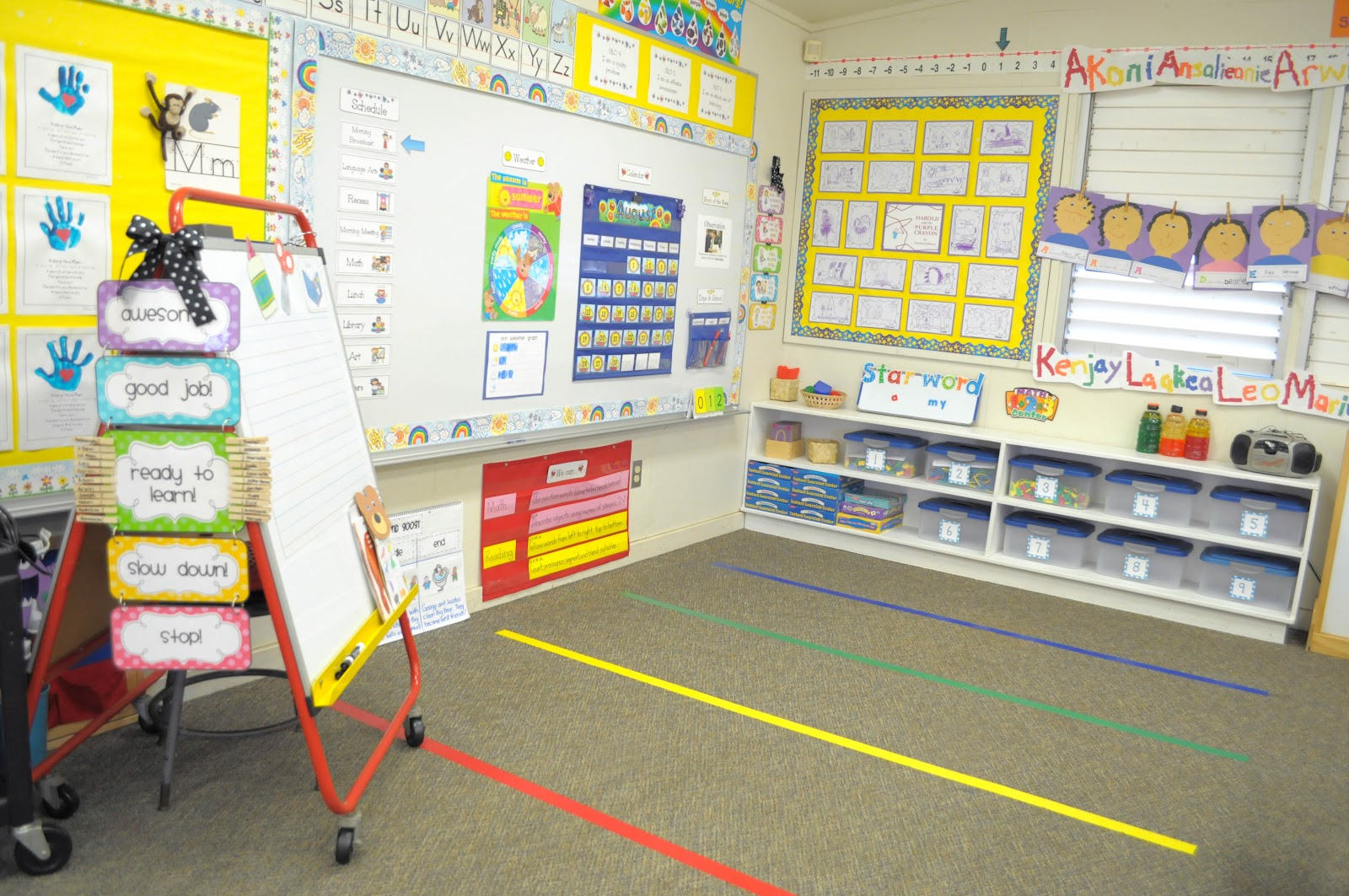 Classroom Meeting Ideas ~ Mrs ricca s kindergarten classroom tour