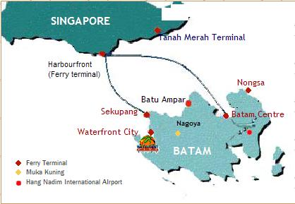 Batam Driver Services and Private Driver In Batam Toni Batam Trip