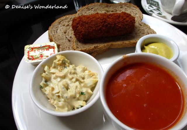 DUDOK Cafe Brasserie, The Hague