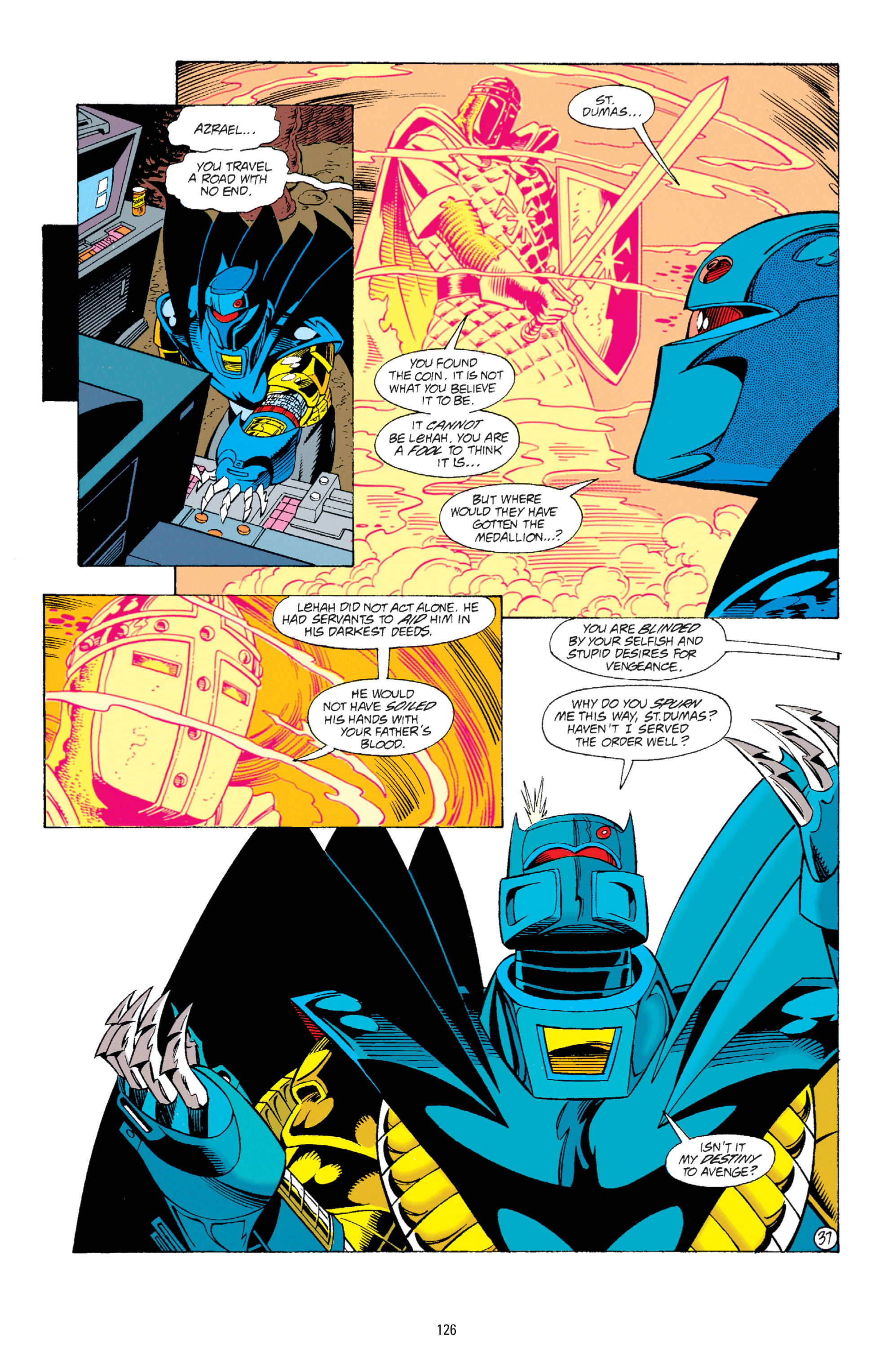 Detective Comics (1937) Issue #676 Page 38
