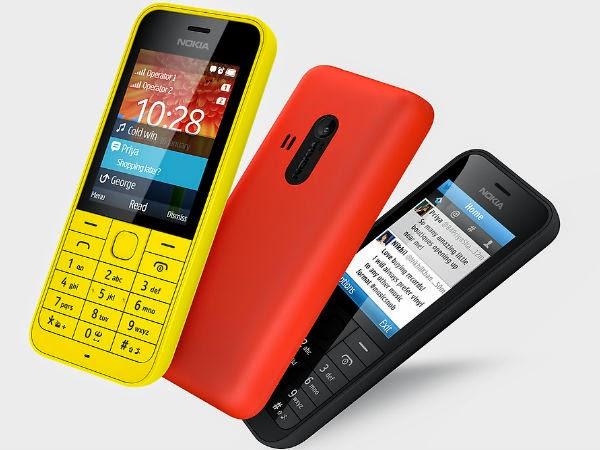 Harga Dan Spesifikasi Nokia 220 Terbaru