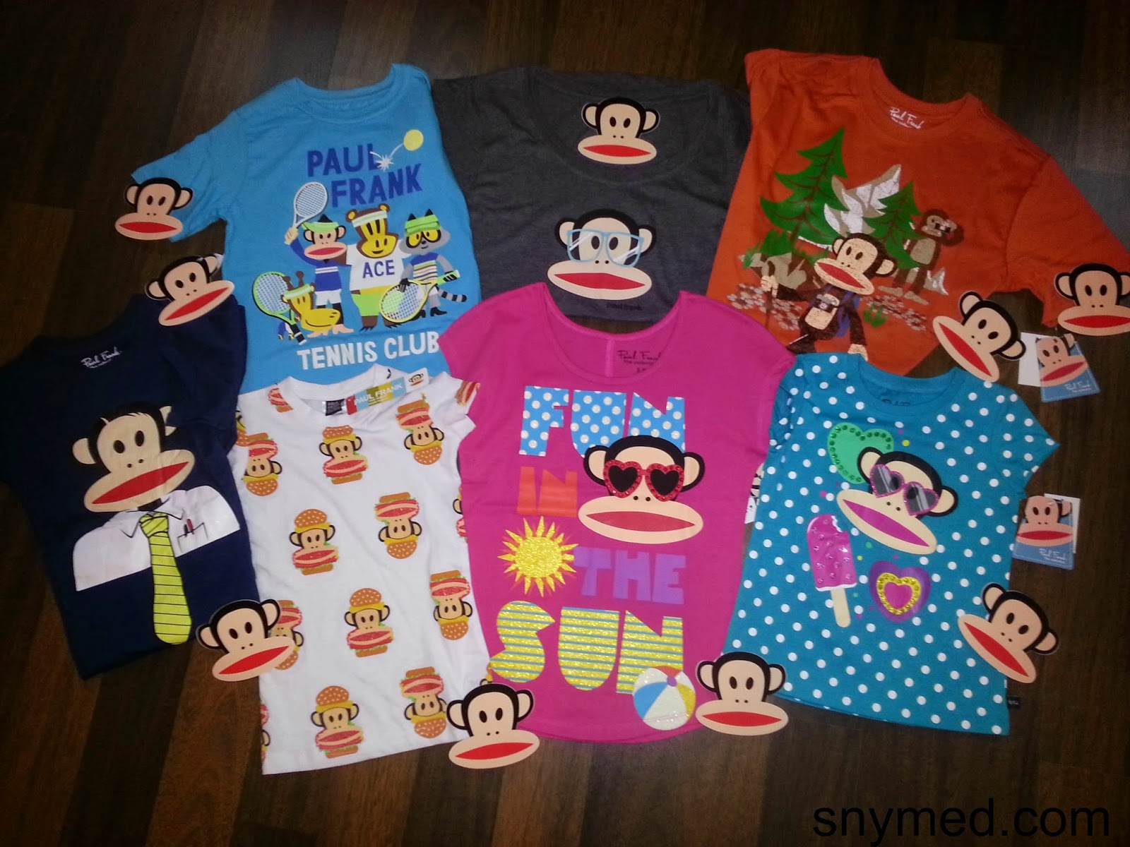 Paul Frank Baby Clothes