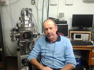 Gustavo García Gómez-Tejedor, investigador del CSIC