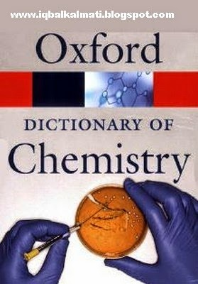 Oxford Chemistry Dictionary (Sixth Edition)