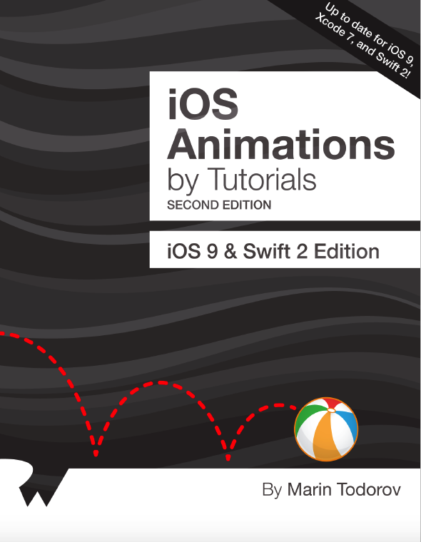 Ibook4all read more know more ios animations by tutorials second edition includes source code fandeluxe Images