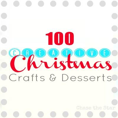 100 Christmas Crafts Desserts