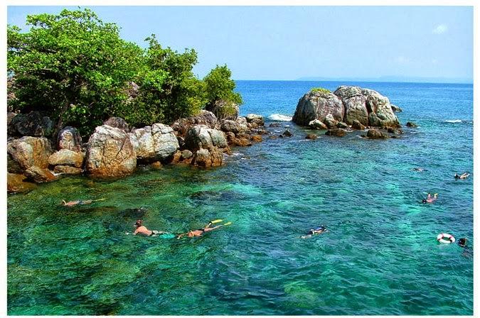 جزيرة كو خام الرائعة