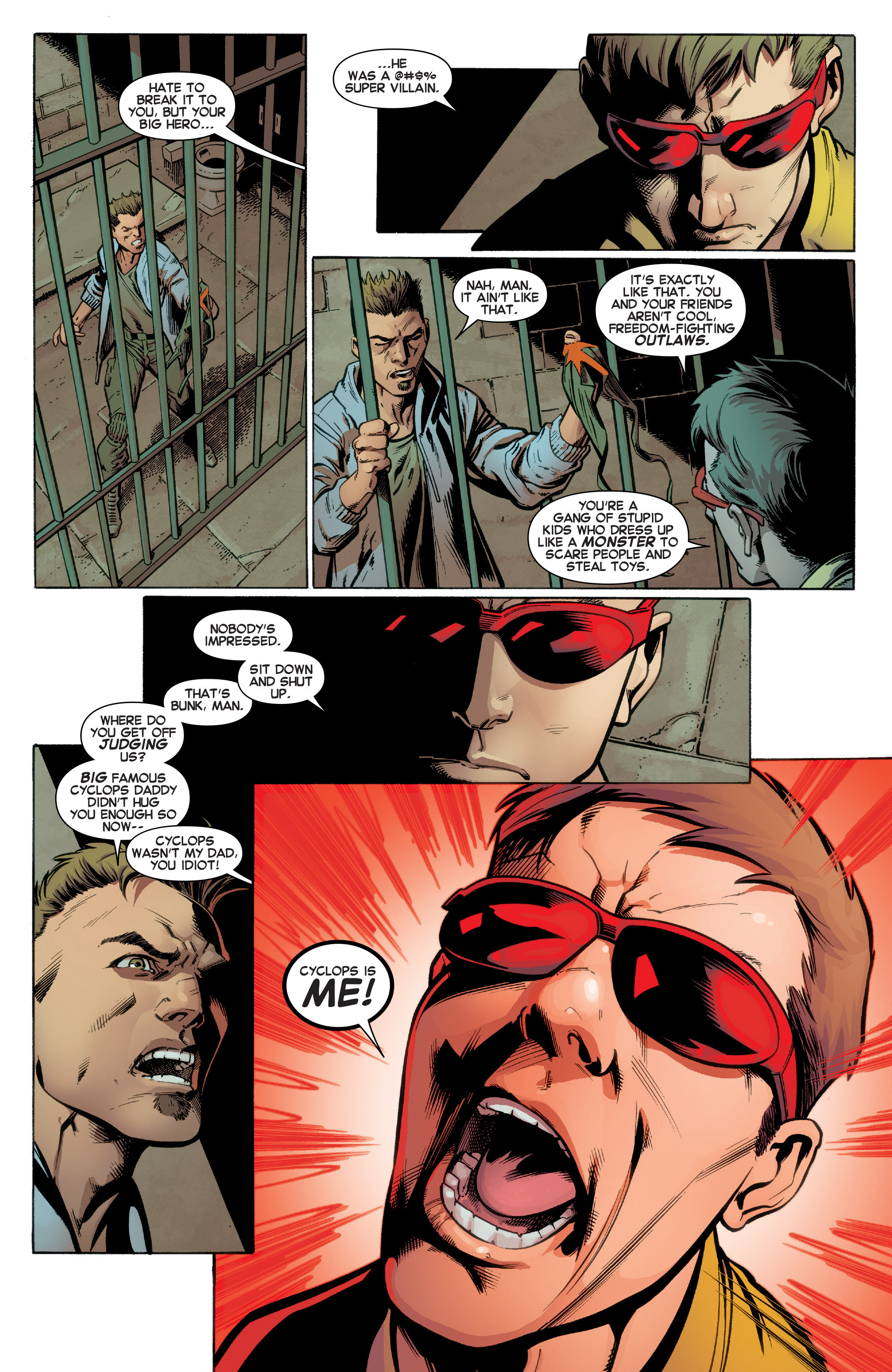 All-New X-Men (2016) Issue #2 #4 - English 10