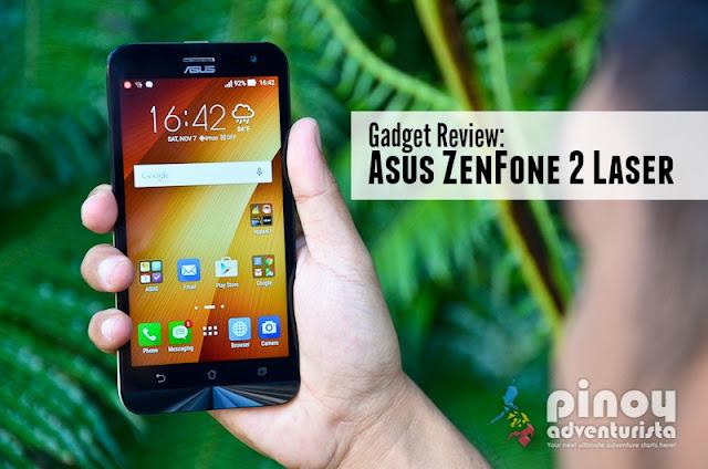Asus Philippines Zenfone 2 Laser Review