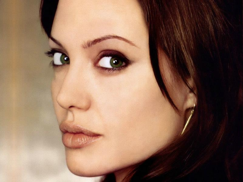 Angelina Jolie Bangs Salt. angelina jolie wallpaper
