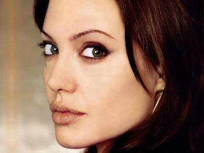 Angelina Jolie beautiful eyes