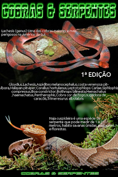 E BOOK  Cobras Serpentes Vol 1