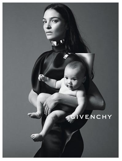 Givenchy spring 2013 ad campaign