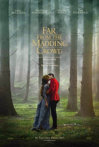 Film Far From the Madding Crowd 2015 (Bioskop)